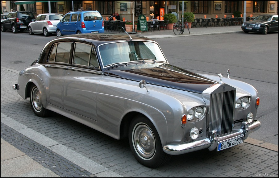 stare samochody 2009 06 04 005 germany berlin rolls royce silver cloud iii galeria. Black Bedroom Furniture Sets. Home Design Ideas