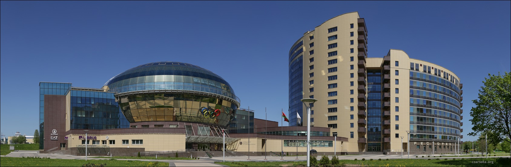 Olympic casino belarus