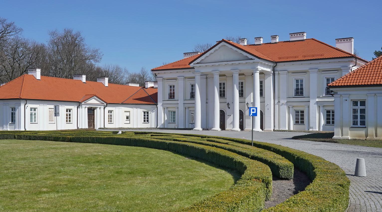 Siedlce, Pałac