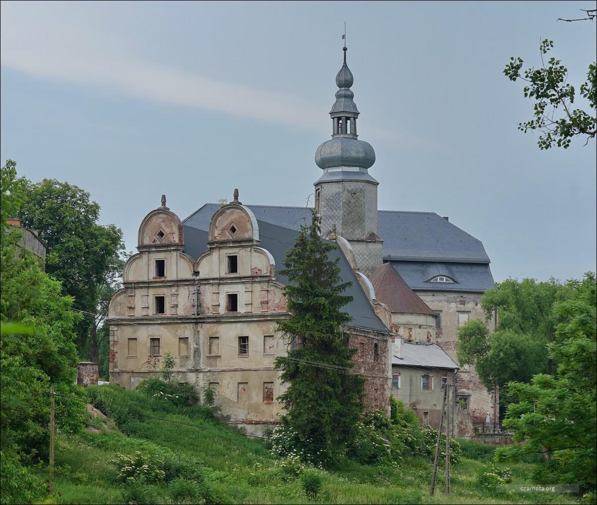 Zamek Sarny, Ścinawka Górna (2021.06.21)