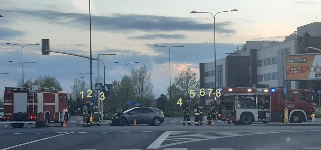 PISdowo. Czemu strażacy masowo jadą do byle stłuczek ? Może są za to sowite dodatki?