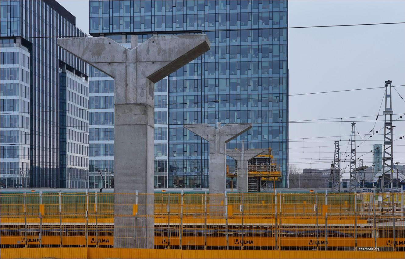 Przebudowa dworca kolejowego Warszawa Zachodnia