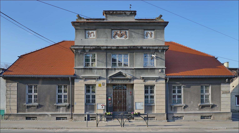 Zgierz, ul. Henryka Dąbrowskiego 21, Muzeum Miasta Zgierza.