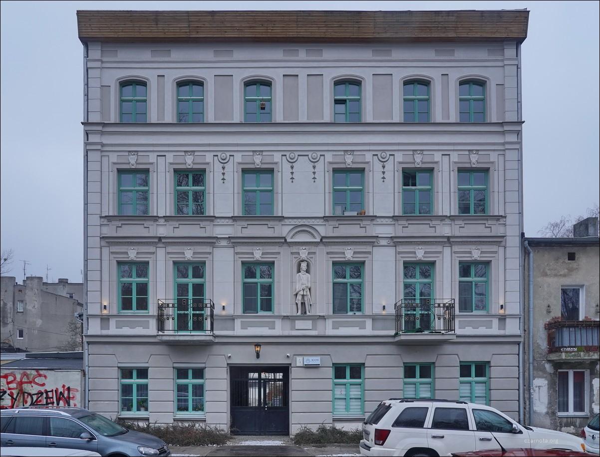 Łódź, ul. Wrześnieńska 4